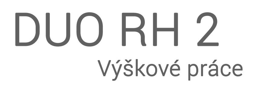 RH Výškové práce